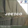 Joesco weld gabion wire mesh military defense bastion