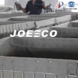 Steel joesco defense bastion with beige geotextile made in cn