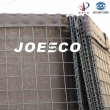 JOESCO welded gabion flood barrier